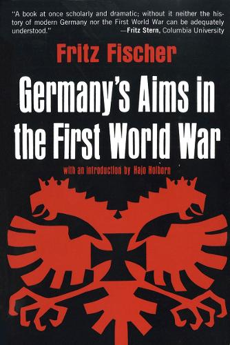 Germany's Aims in the First World War (Paperback)