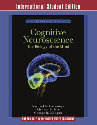Cognitive Neuroscience (Paperback)