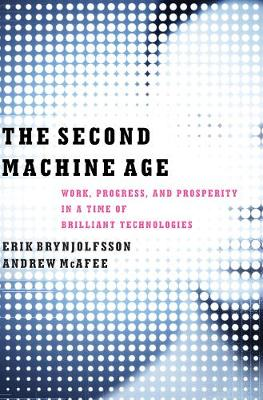 The Second Machine Age: Work, Progress, and Prosperity in a Time of Brilliant Technologies (Hardback)
