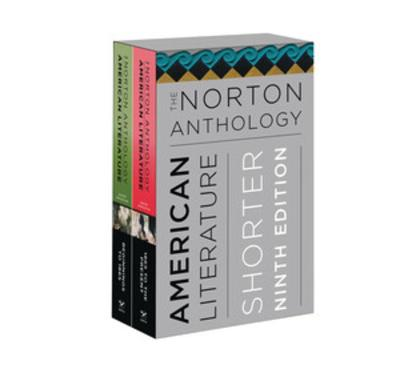 The Norton Anthology of American Literature (Paperback)