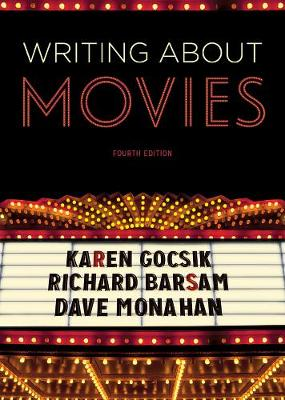 Writing About Movies (Paperback)