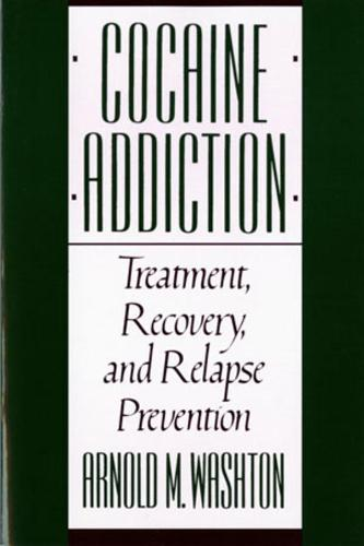 Cocaine Addiction: Treatment, Recovery, and Relapse Prevention (Paperback)
