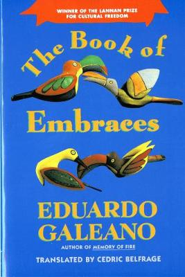The Book of Embraces (Paperback)