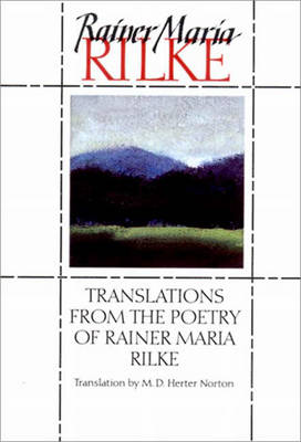 Translations from the Poetry of Rainer Maria Rilke (Paperback)