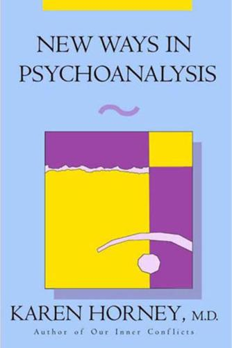 New Ways in Psychoanalysis (Paperback)