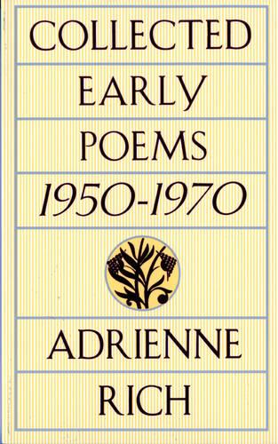Collected Early Poems: 1950-1970 (Paperback)