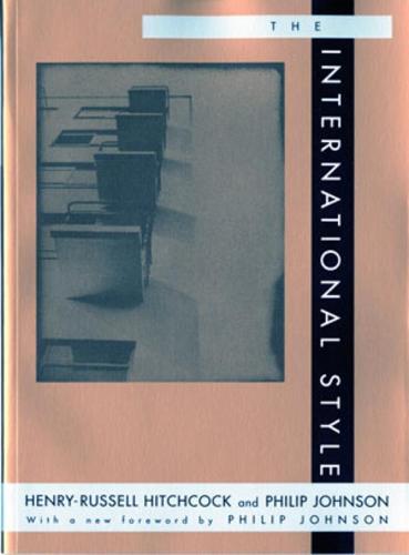 The International Style (Paperback)