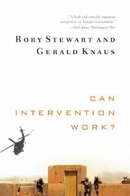 Can Intervention Work? - Norton Global Ethics Series (Paperback)