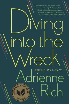 Diving into the Wreck: Poems 1971-1972 (Paperback)