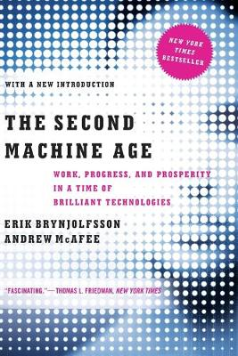 The Second Machine Age: Work, Progress, and Prosperity in a Time of Brilliant Technologies (Paperback)