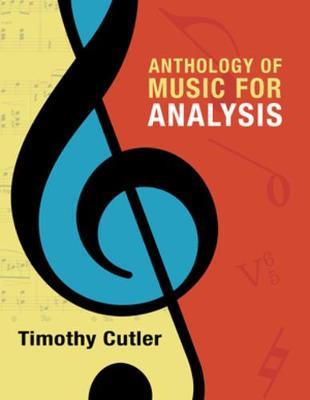 Anthology of Music for Analysis (Paperback)