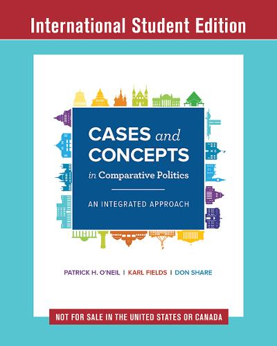 Cases and Concepts in Comparative Politics: An Integrated Approach (Paperback)