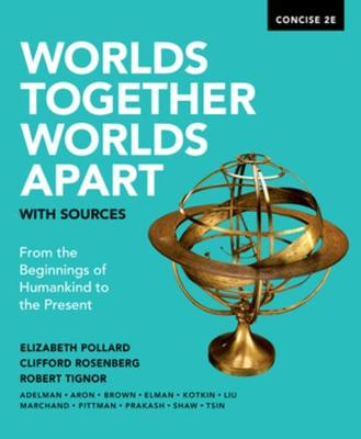Worlds Together, Worlds Apart with Sources