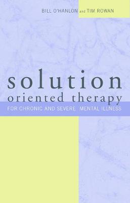 Solution-Oriented Therapy (Paperback)
