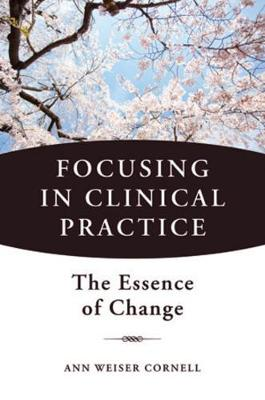 Focusing in Clinical Practice: The Essence of Change (Hardback)