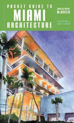 Pocket Guide to Miami Architecture - Norton Pocket Guides (Paperback)