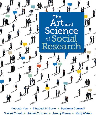 The Art and Science of Social Research (Paperback)
