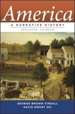 America: A Narrative History (Paperback)