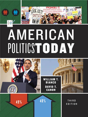 American Politics Today (Hardback)