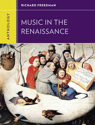 Anthology for Music in the Renaissance (Paperback)