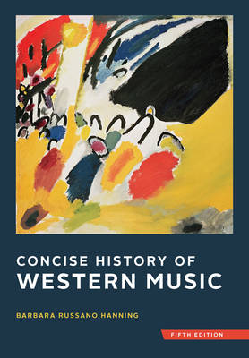 Concise History of Western Music Fifth Edition (Hardback)