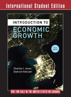 Introduction to Economic Growth (Paperback)