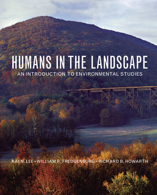 Humans in the Landscape: An Introduction to Environmental Studies (Paperback)