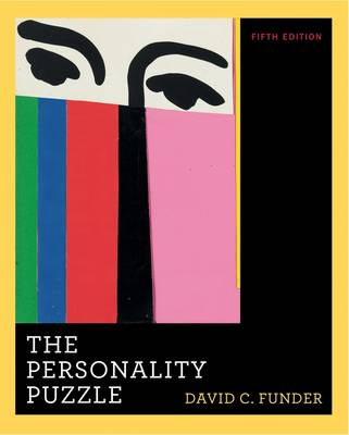 The Personality Puzzle (Hardback)