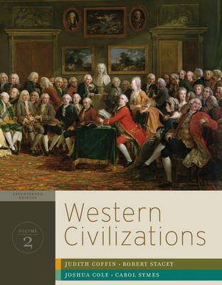 Western Civilizations: v. 2: Their History & Their Culture (Paperback)