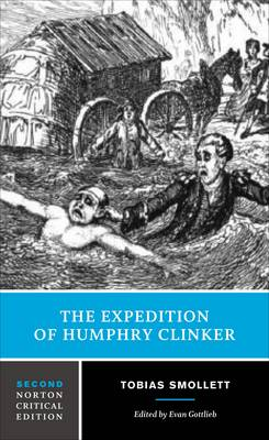 The Expedition of Humphry Clinker - Norton Critical Editions (Paperback)