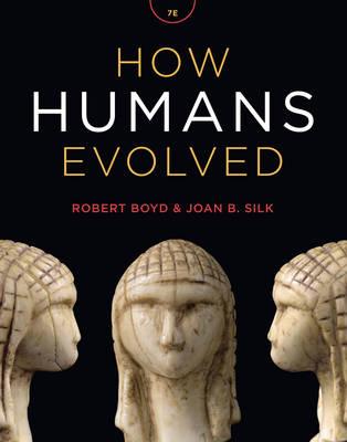 How Humans Evolved (Paperback)
