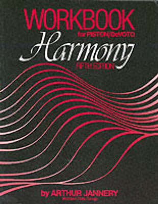 Workbook: for Harmony, Fifth Edition (Paperback)