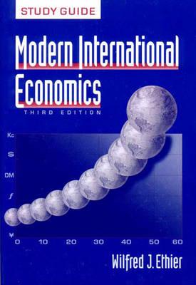 Study Guide: for Modern International Economics (Paperback)