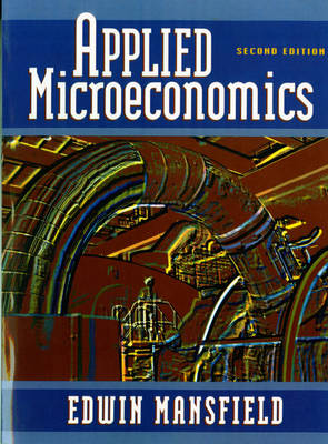 Applied Microeconomics (Paperback)