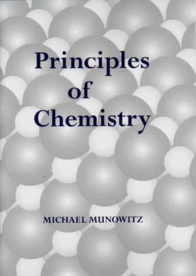 Principles of Chemistry (Hardback)