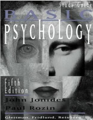 Study Guide: for Basic Psychology, Fifth Edition (Paperback)