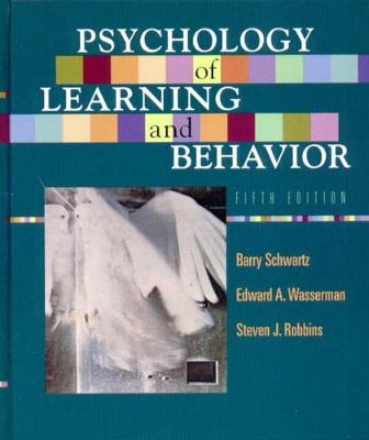 Psychology of Learning and Behavior (Hardback)