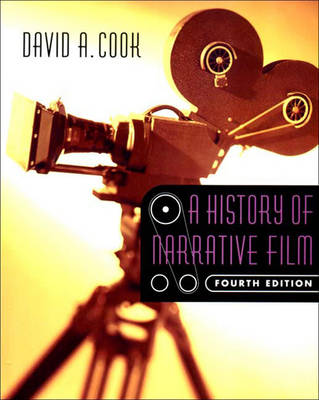 A History of Narrative Film (Paperback)