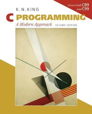 C Programming: A Modern Approach (Paperback)