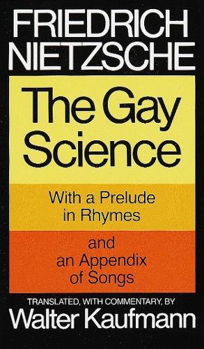 Gay Science (Paperback)