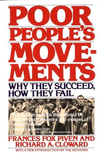 Poor Peoples Movements (Paperback)