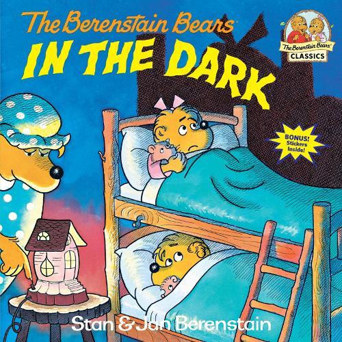 Berenstain Bears In The Dark (Paperback)