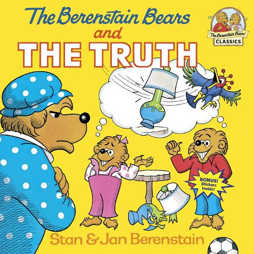 Berenstain Bears And The Truth (Paperback)