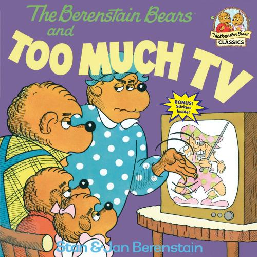 Berenstain Bears And Too Much TV (Paperback)