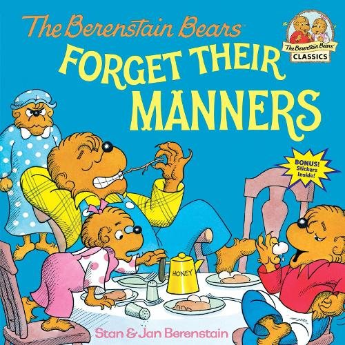 Berenstain Bears Forget Their Man (Paperback)