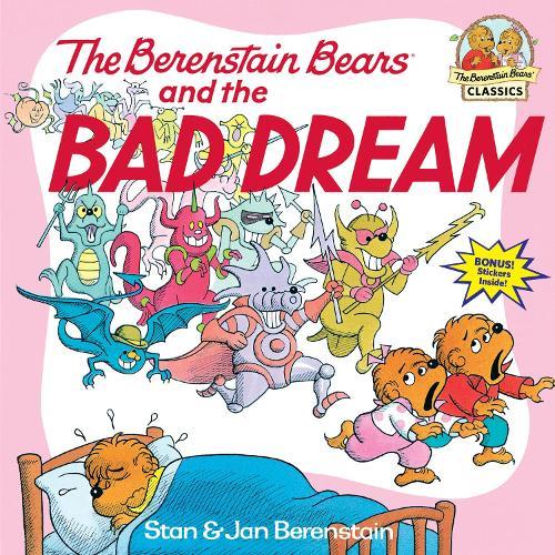 Berenstain Bears & The Bad Dream (Paperback)