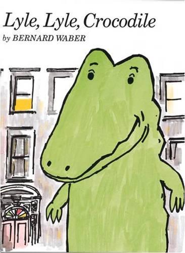 Lyle, Lyle Crocodile (Paperback)