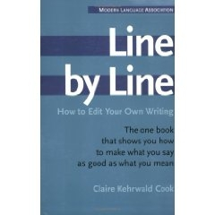 Line by Line: How to Improve Your Own Writing (Paperback)