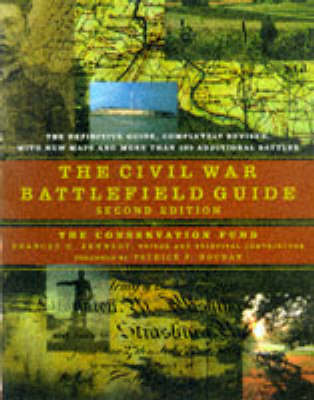 The Civil War Battlefield Guide (Paperback)