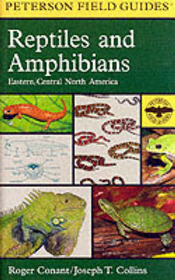 Field Guide to Eastern Reptiles and Amphibians - Peterson Field Guides (Paperback)